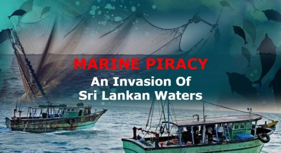 Rs. 900 bn worth marine resources pillaged by Indian fishermen annually