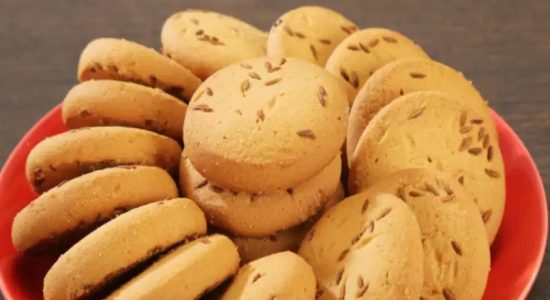 Nutrient-dense biscuits for all pre-school students