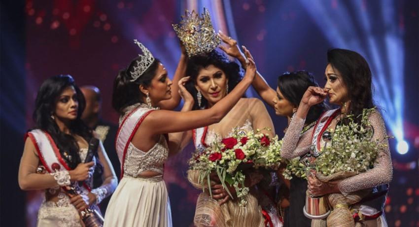 Mrs. World Inc regrets Caroline Juries conduct at Mrs. Sri Lanka pageant