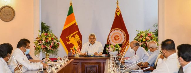 Govt. officers will be replaced if they don't meet targets – President