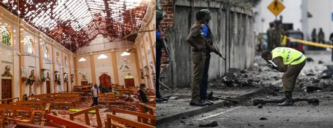 Sri Lanka commemorates victims of 2019 April Attacks