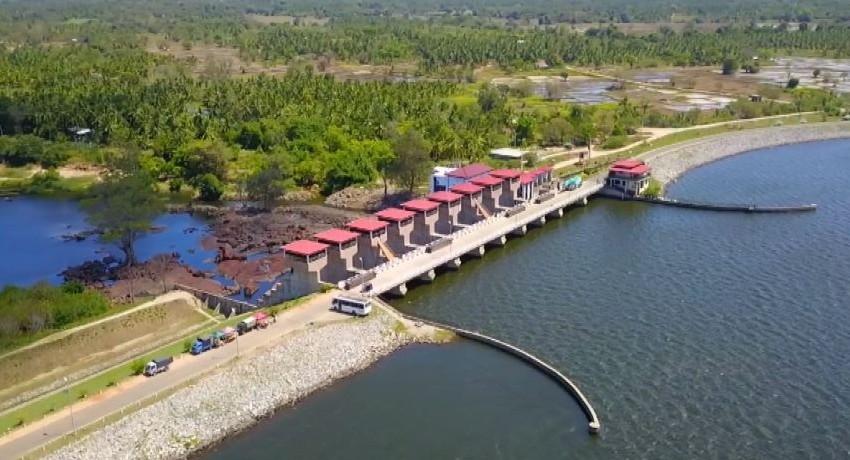 Deduru Oya Hydro Power Plant commissioned