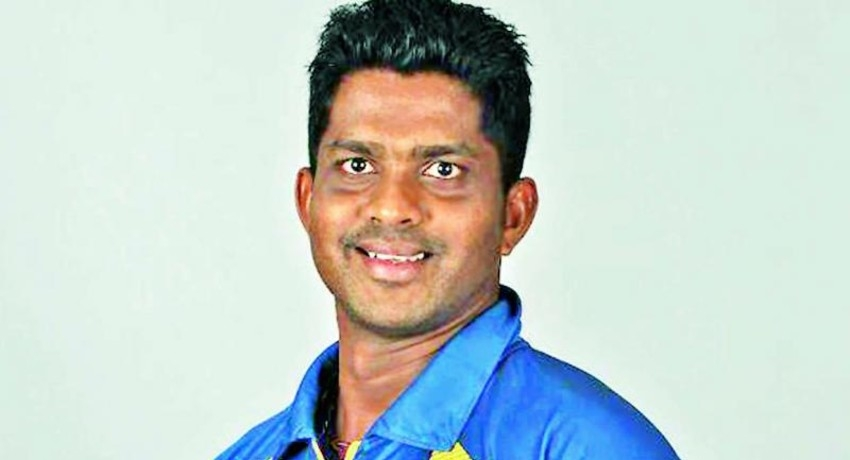 Dilhara Lokuhettige banned from all cricket for eight years
