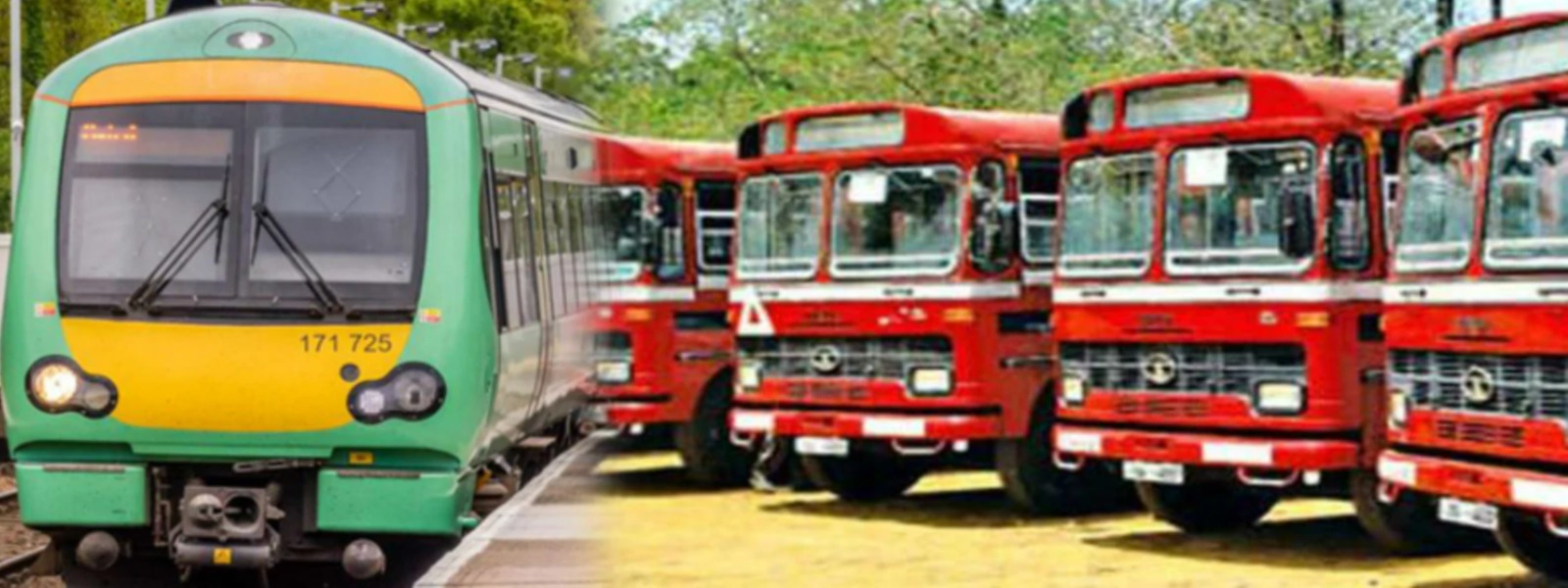 Special transport services available from today for Avurudu