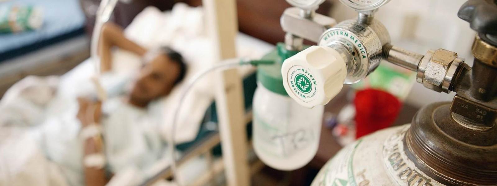 NO shortage of oxygen in Sri Lankan hospitals; DG Health Services