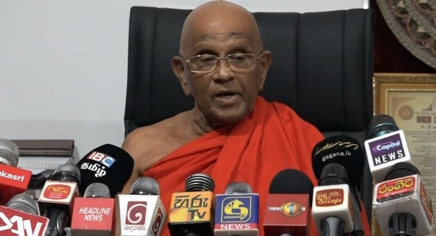 'We will not allow Sri Lanka to become a Chinese Colony' – Muruththettuwe Thero