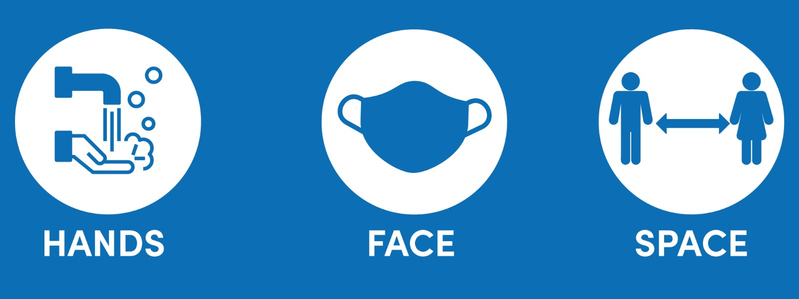 19 people arrested for violating face mask & social distancing regulations