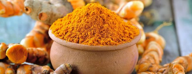 6.4 metric tonnes of illegally imported turmeric seized