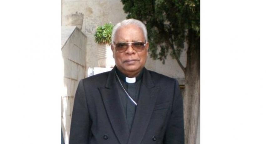 Former Bishop of Mannar Rayappu Joseph passed away