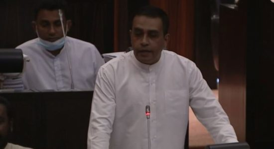(VIDEO) Speaker is like 'Poli Mudalali' on social media – Thushara Indunil