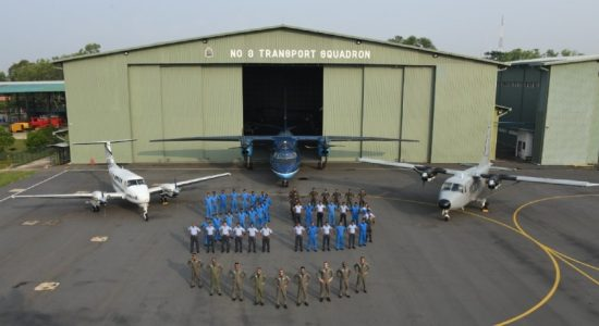 SLAF No. 08 Light Transport Squadron celebrates 25th anniversary