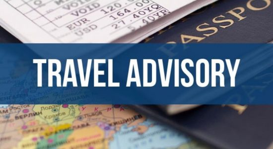 US & UK issue travel advisories to Sri Lanka