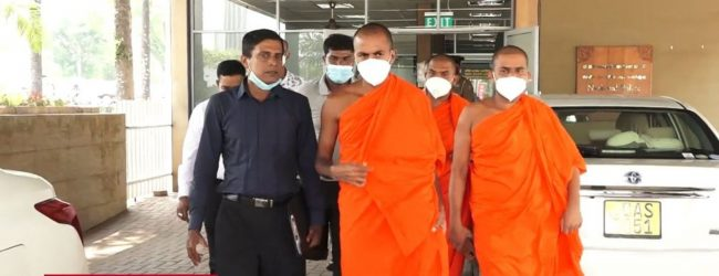 Thero goes to Police Commission against Police conduct
