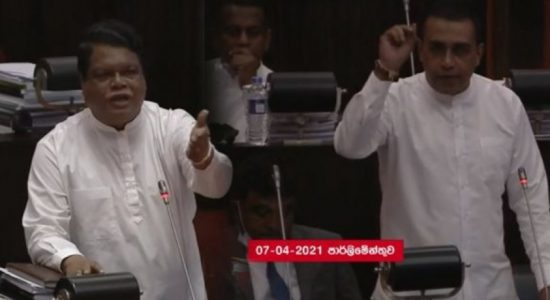 (VIDEO) 17g per meal, do people eat like birds? MP questions Minister