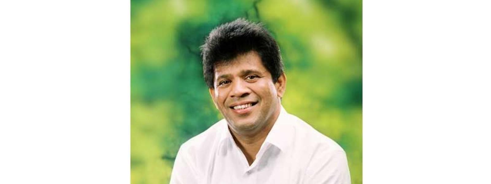 Ajith Mannapperuma nominated for Ranjan's vacant seat