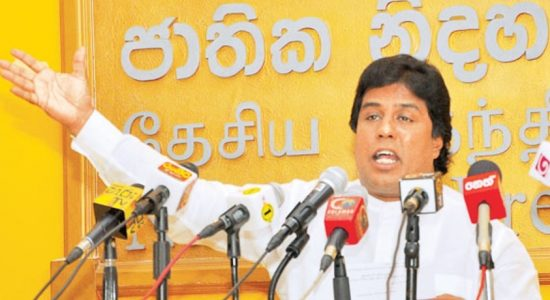 US & India trying to sabotage Port City project – SL State Minister