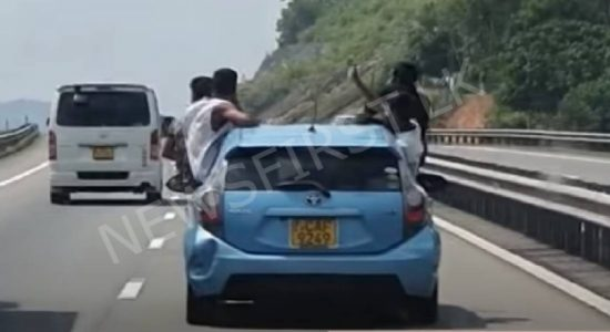 Investigations into expressway reckless driving case: Police