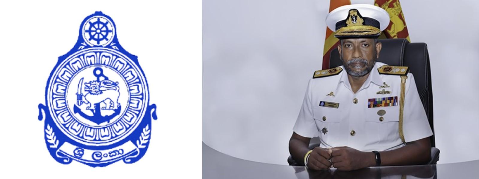 Rear Admiral Priyantha Perera assumed Northern Naval Command