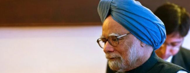 Former Indian PM Manmohan Singh tests positive for Covid-19