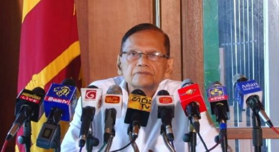 All Schools will remain closed next week: Prof. G.L. Peiris