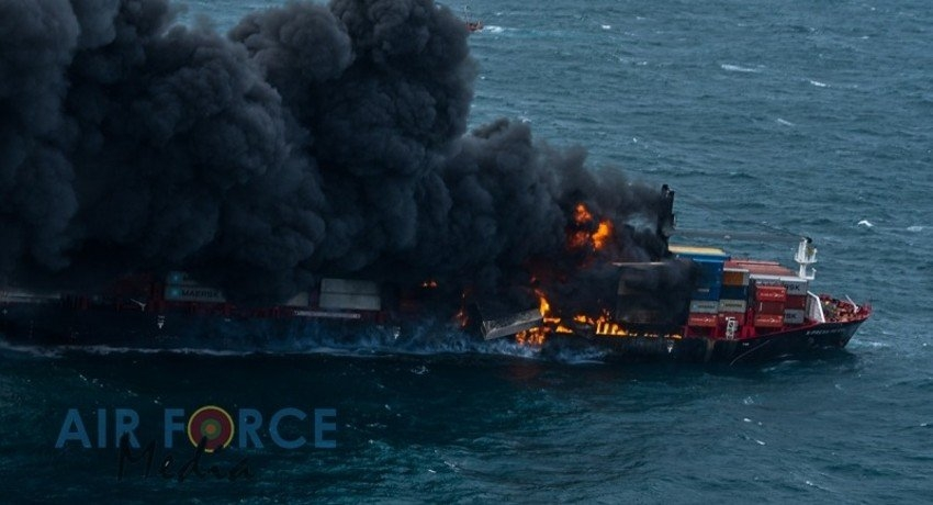 'We weren't informed about onboard fire when X-Press Pearl reached SL; – Minister