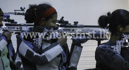 Navy markswoman Tehani Egodawela qualified for Tokyo Olympics