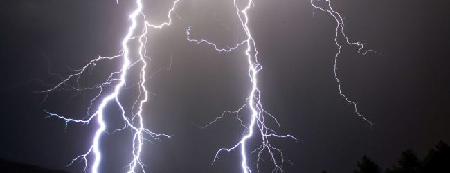 Lightning claims 02 lives in the seas off Kalmunai: Police