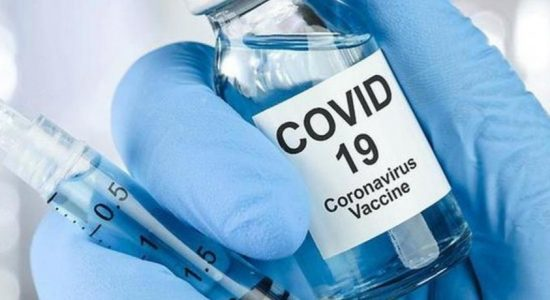 13 Million Sri Lankans to be vaccinated to prevent COVID-19 spread
