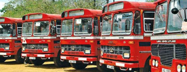 Additional SLTB buses in operation due to possible train strike