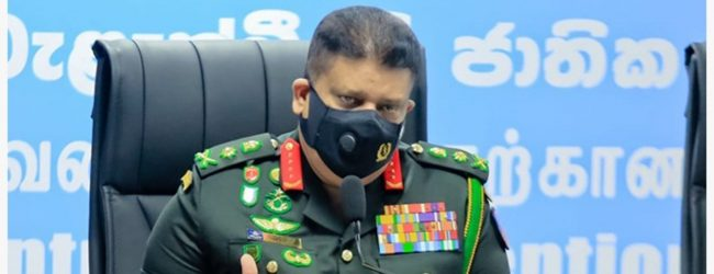 NO parties & gatherings at homes for a short period; Army Commander