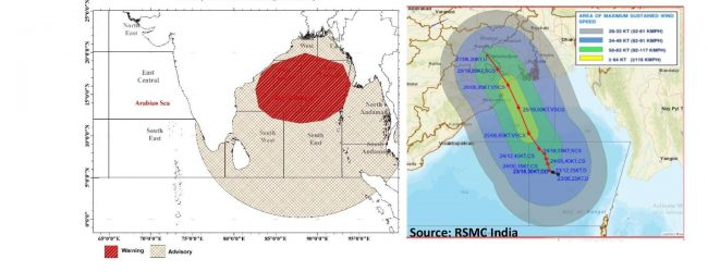 EXTREME WEATHER: Deep Depression likely to intensify into a cyclonic storm