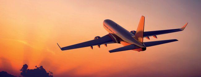 All passenger flight arrivals to Sri Lanka suspended