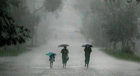 EXTREME WEATHER: Heavy falls exceeding 100mm likely