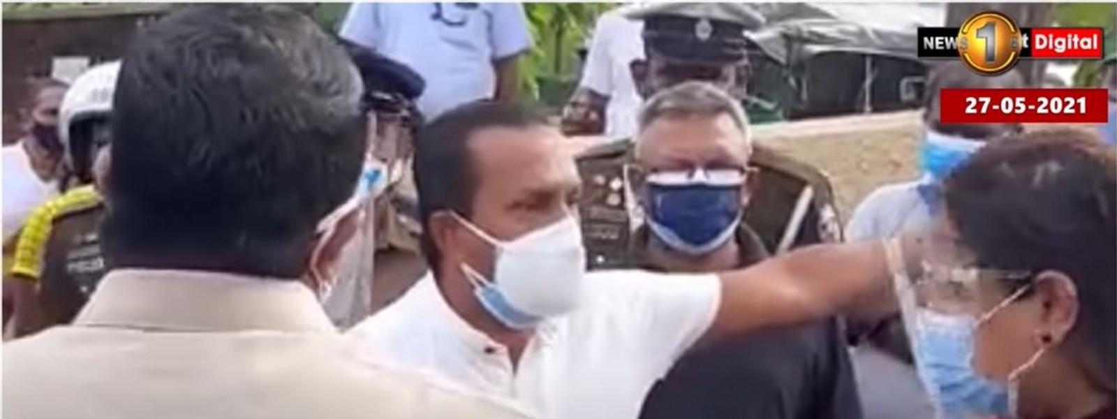 Bail denied for Moratuwa Mayor Samanlal Fernando