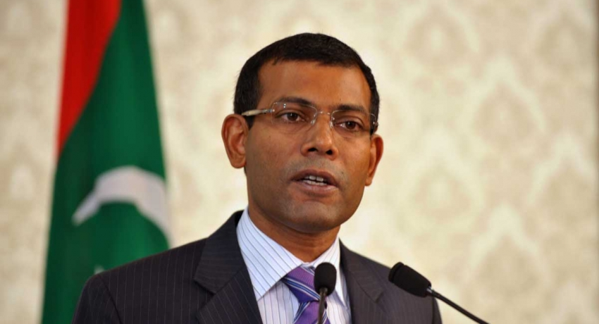 Former Maldives President Injured In Blast, Hospitalized
