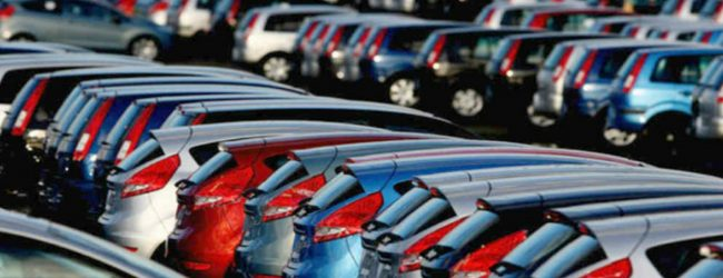 Cabinet decides to suspend approval for limited vehicle imports