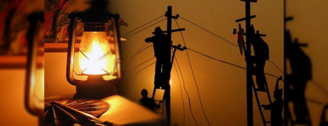 Gale winds force power cuts for many areas; 76,000 households affected