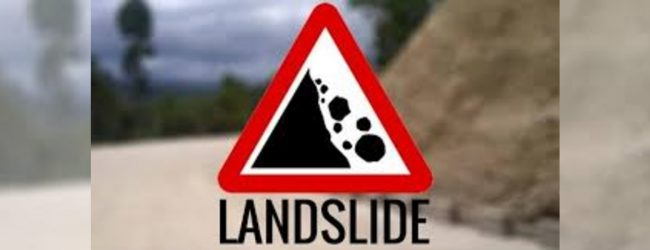 EXTREME WEATHER: Landslide Early Warnings remain in effect