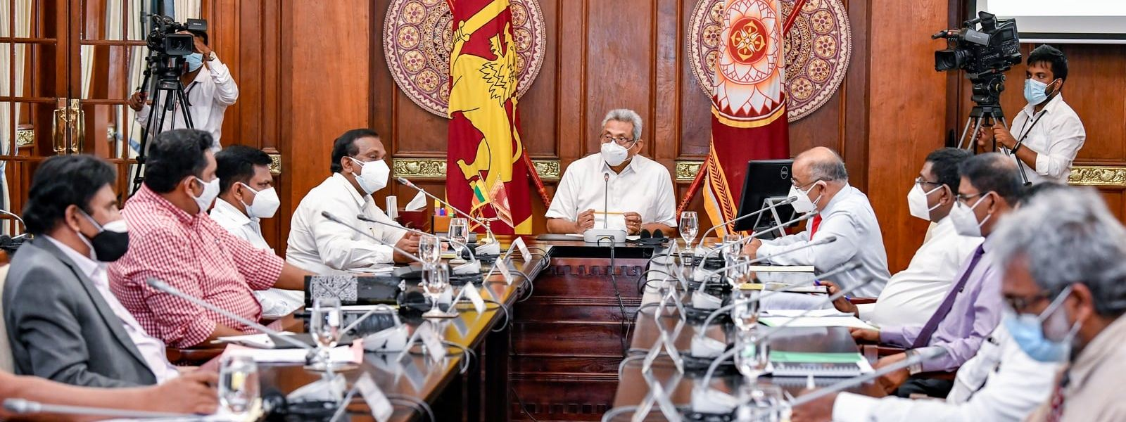 President instructs to deliver organic fertilizer for Maha Season