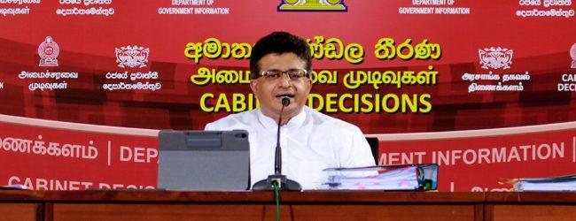 Travel restrictions in Sri Lanka at experimental stage; Min. Gammanpila