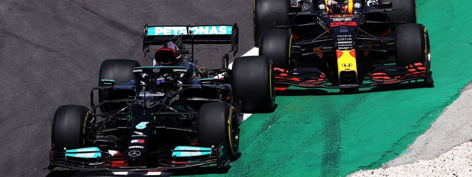 Hamilton takes victory in Portugal after crucial overtakes on Verstappen and Bottas