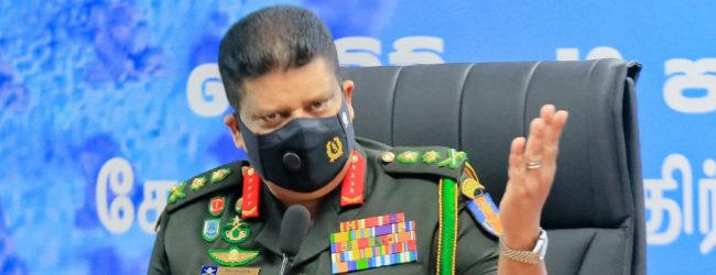 NO Lockdown & Public advised NOT to Panic: Army Commander