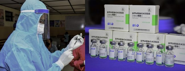 Navy lends support to COVID-19 vaccination programme