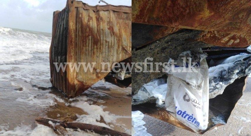 NARA-led teams to assess damage by MV X-PRESS PEARL