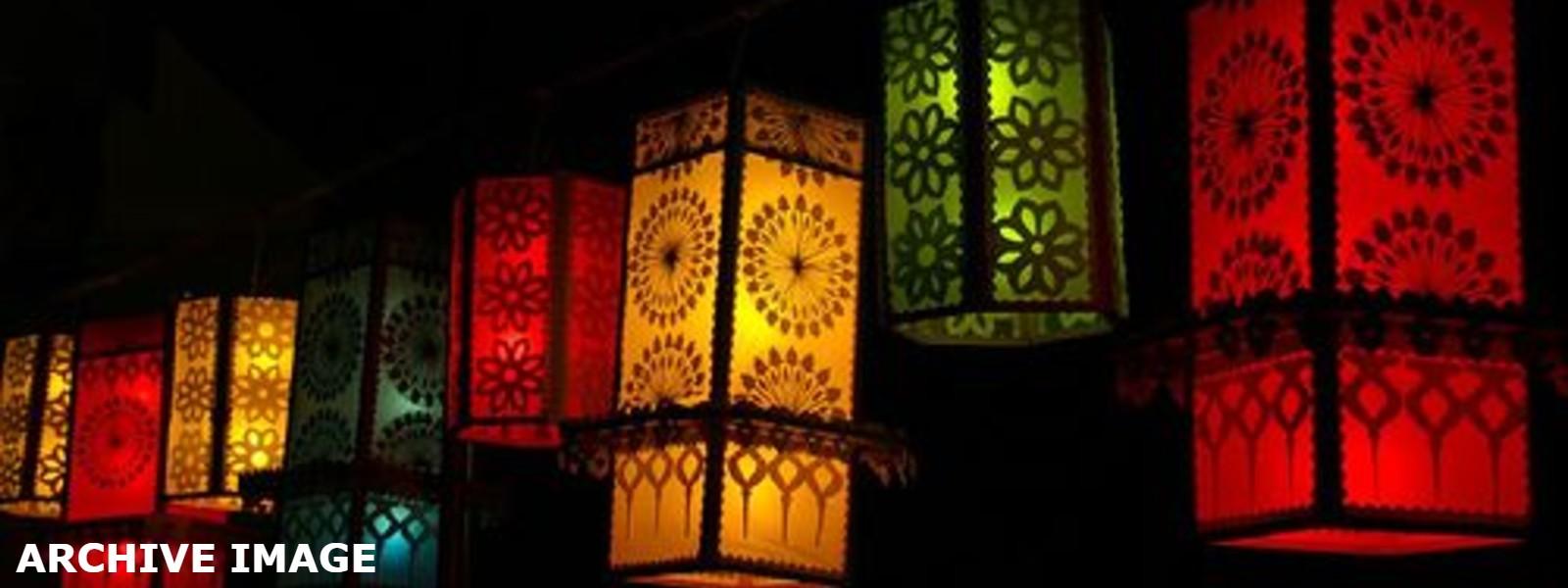 Avoid polythene & plastic decorations this Vesak; Environment Ministry