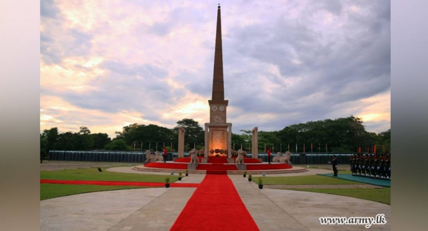 12th National War Heroes' Commemoration Ceremony today (19)