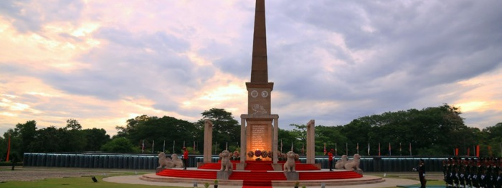 Memories of Valiant War Heroes Venerated on National War Heroes' Day