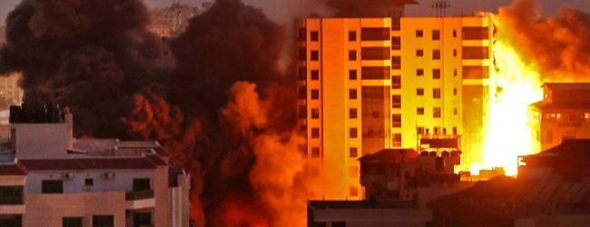 Israeli bombardment escalates as Gaza death toll rises