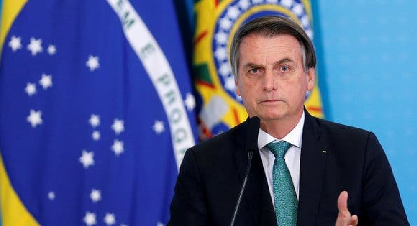 Brazil senators back criminal charges against Bolsonaro