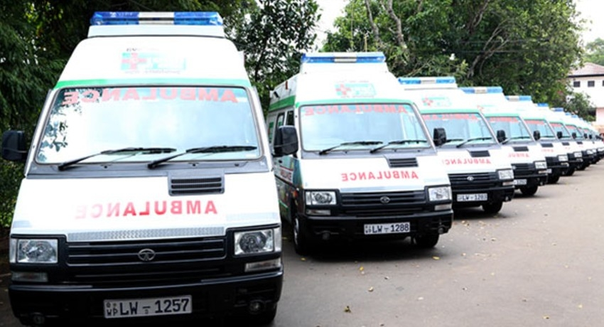 Ambulances allowed to use expressways free-of-charge